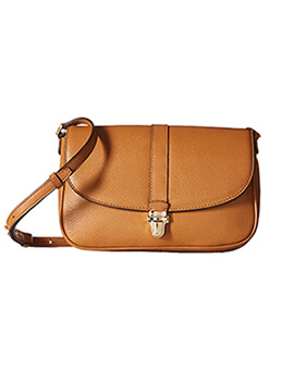 MICHAEL KORS MK Charlton Large Crossbody Leather