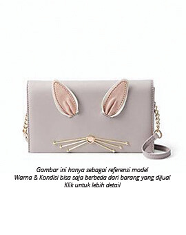 KATE SPADE KS Rabbit Cali Hop To It Black