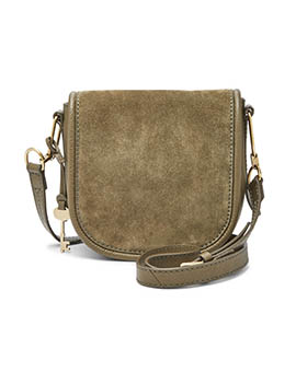 FOSSIL Rumi Large Crossbody Rosemary