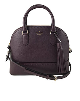 KATE SPADE KS New York Carli Mccall Street Leather