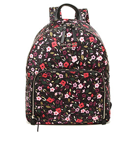 KATE SPADE KS Boho Floral Watson Lane Hartley Backpack