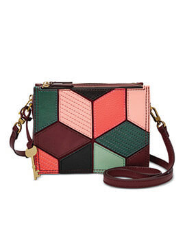 FOSSIL Campbell Patchwork