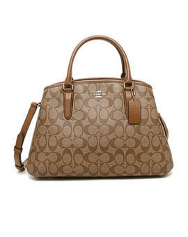 COACH Small Margot Saddle F58310