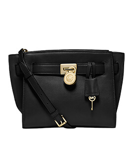 Michael Kors Hamilton Medium Traveler Messenger