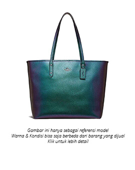 COACH Ombre City Two-tone Brown Black