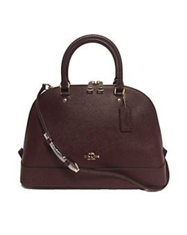 COACH SIERRA LARGE OXBLOOD