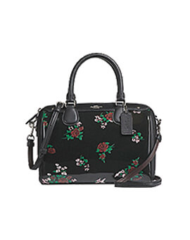 COACH F25857 Mini Bennet Black Multi