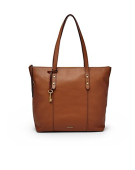 FOSSIL Jenna Tote Medium Brown