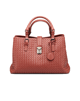 BOTTEGA VENETA BV Mini Roma Red