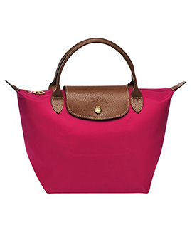 LONGCHAMP LC Short Handle Red