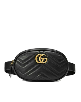GUCCI GG Marmont Matelassé Leather