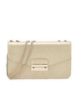 FURLA Clutch Long Julia Gold