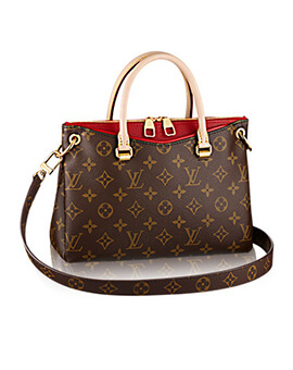 LOUIS VUITTON LV Pallas Monogram