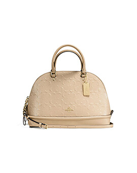 COACH Mini Sierra Blush