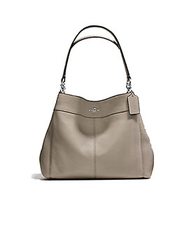 COACH Small Lexy Fog