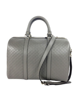 GUCCI Guccisima Boston Grey