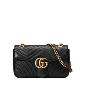 GUCCI Marmont Black 2018