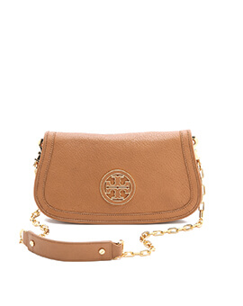 TORY BORCH TB Amanda Clutch