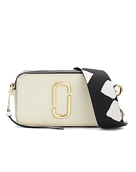 MARC JACOBS MJ Snapshot Linchen and Offwhite