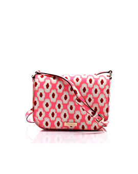 KATE SPADE KS Large Carsen Pink Multi