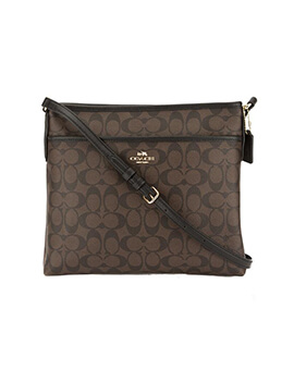 COACH File Crossbody Women Monogram