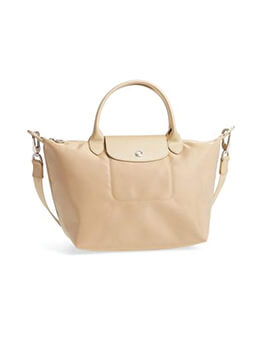 LONGCHAMP LC Neo Shopper Gold