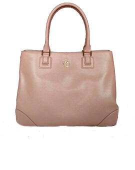 TORY BURCH TB Robinson Rose Sachet Tote Bag
