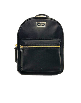KATE SPADE KS Bradley Large Black Backpack