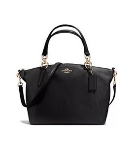 COACH Kelsey Small Black