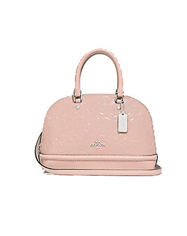 COACH Mini Sierra Light Pink