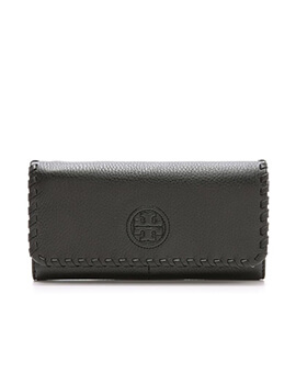 TORY BURCH MARION ENVELOPE BLACK