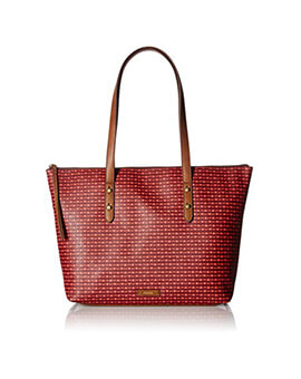 FOSSIL Jayda Tote Carbenet
