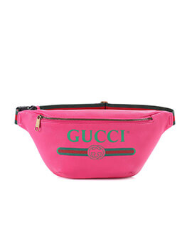 GUCCI Small Belt Bag Pink