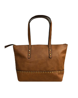FOSSIL Jenna Tote Brown