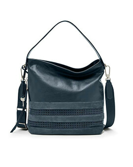 FOSSIL Maya Hobo Midnight Navy