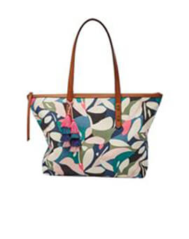 FOSSIL Jenna Tote Floral