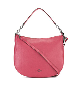 COACH Chelseas 32 Hobo Rouge