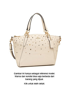 COACH Small Kelsey Nude Pink