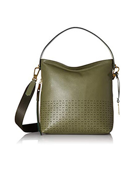 FOSSIL Maya Hobo Bay Leaf