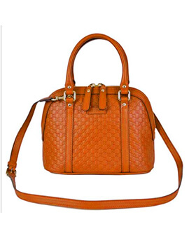 GUCCI Signature Alma in Orange