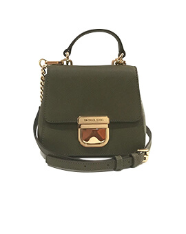 MICHAEL KORS MINI BRIDGETTE CROSSBODY OLIVE