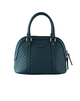 GUCCI Small Dome in Navy