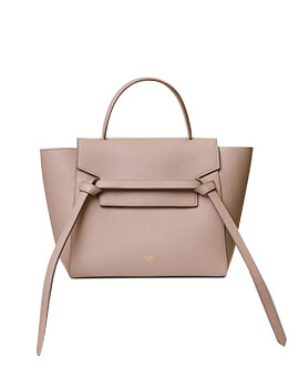CELINE Micro Belt in Pink