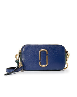 MARC JACOBS MJ Snapshot in Blue
