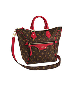 LOUIS VUITTON LV Tournelle Monogram in Cherish