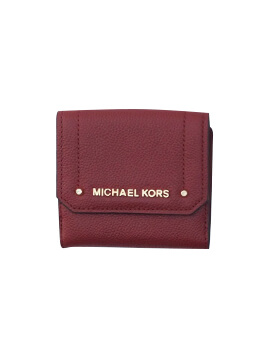 MICHAEL KORS TRIFOLD HAYES MULBERRY