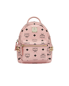 MCM Bebe Boo in Soft Pink