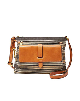 FOSSIL Kinley Neutral Strip