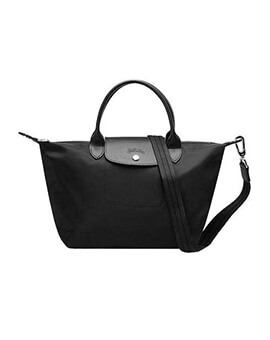 LONGCHAMP LC Medium in Black