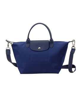 LONGCHAMP LC Medium in Navy